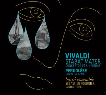 Vivaldi,  Pergolesi