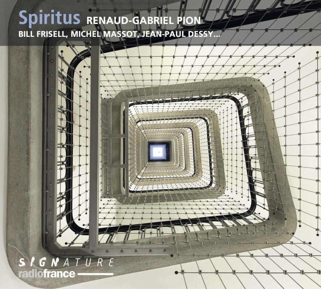 Spiritus - Renaud-Gabriel Pion, Bill Frisell, Michel Massot, Jean-Paul Dessy